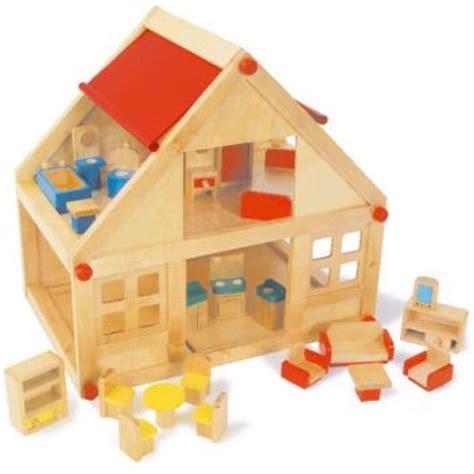 jouet en bois maison de poup 233 e