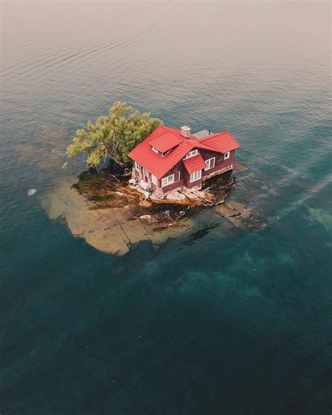 just room enough island xpost from r cozyplaces quot just enough room quot island