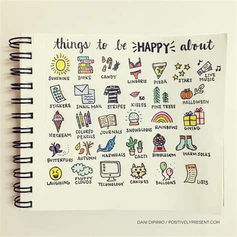 doodlebug hours happy things illustration inspiration