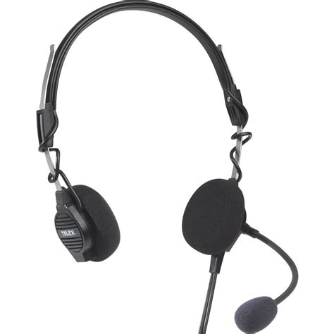 Headset Telex telex airman 750 headset telex from flightstore uk