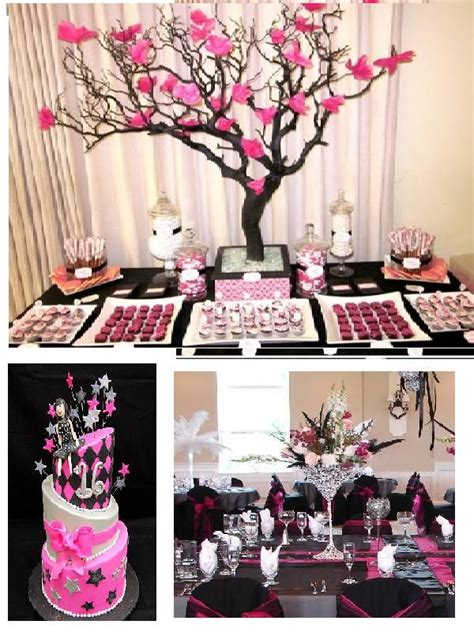 sweet 16 theme decorations 30 best sweet 16 ideas images on quinceanera