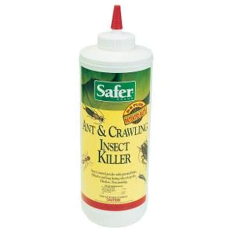 diatomaceous earth bed bug killer safer brand 7 oz diatomaceous earth ant and crawling