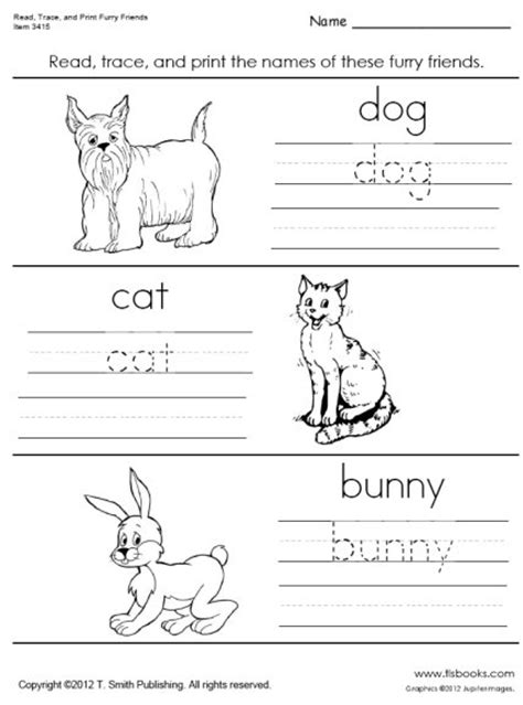 printable trace and copy worksheets all worksheets 187 tracing animals worksheets printable