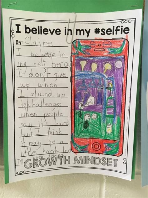 Grow With A Thematic Course For Elementary Students the 25 best growth mindset activities ideas on growth mindset power of yet and