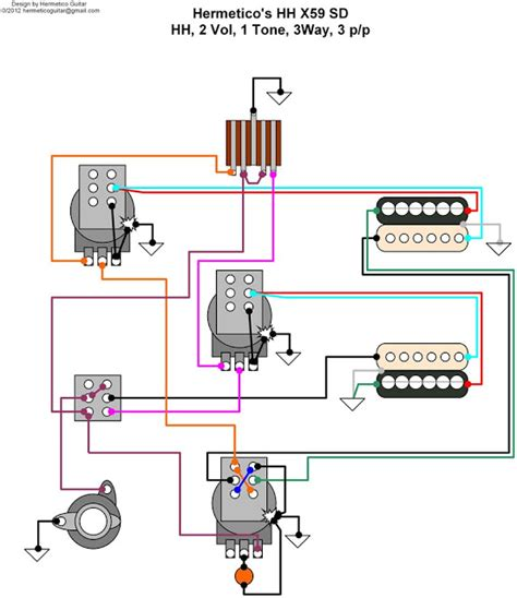 les paul out of phase wiring diagram les paul electronics