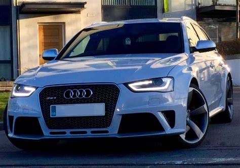 how much is a audi a4 worth audi s4 rs4 conversion worth the money audi sport net