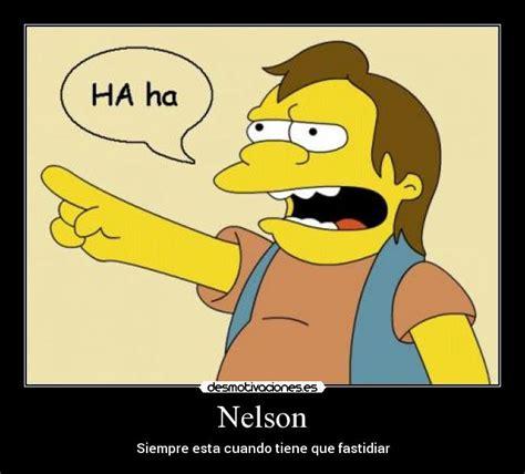 Nelson Meme - nelson simpsons haha gif
