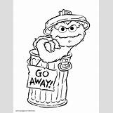 Sesame Street Coloring Pages Zoe | 895 x 1184 gif 69kB