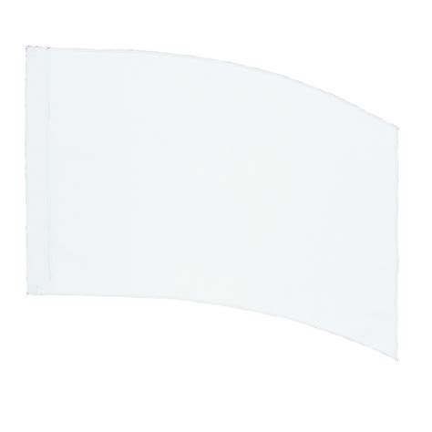 color guard practice flags curved rectangle pcs practice flag white color guard