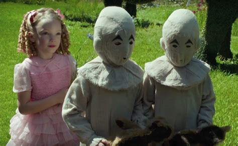 miss peregrine s clip takes you on a guided tour