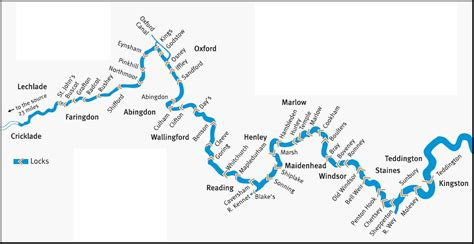 map of river thames from source to mouth uk river expeditions uk expeditions adventure beyond