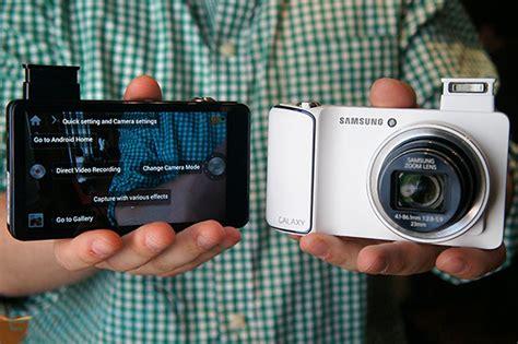 Kamera Samsung Galaxy Ek Gc100 samsung ek gc 100 galaxy kamera mit android on engadget deutschland