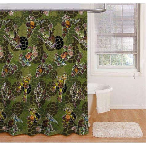 ninja turtle shower curtain nickelodeon teenage mutant ninja turtles shower curtain