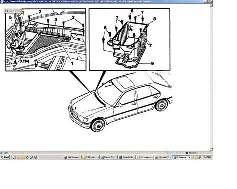 interesting mercedes w140 engine diagram contemporary