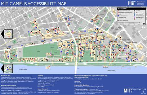 mit map mit cus accessibility map mit