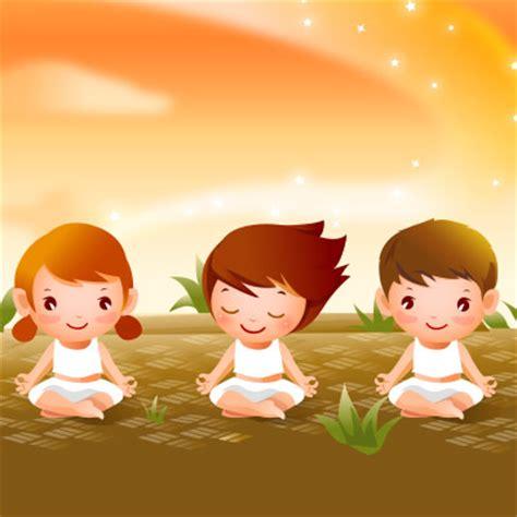 imagenes yoga animadas corso di yoga per bambini al centro yoga kurmamarga