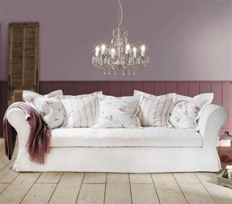 Shabby Chic Wandfarbe by Shabby Chic Style 55 Id 233 Es Pour Un Int 233 Rieur Romantique