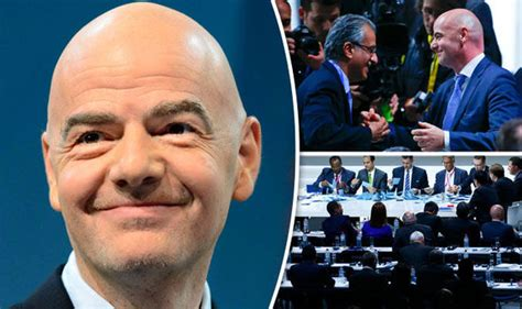 fifa president fifacom gianni infantino elected new president of fifa replacing