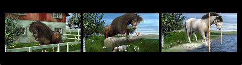 design horse game horse and pony pc game game ui design freelancer antonw