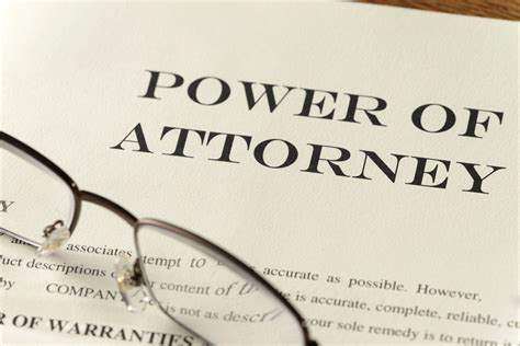 section 10 powers of attorney act 1971 financial and healthcare power of attorney robert c