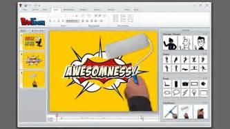 how do you create a powerpoint template how to create animated presentations powtoon the