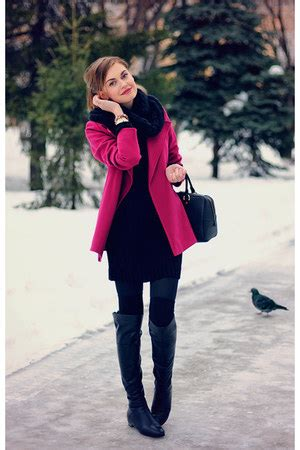 as porte coats paolo conte boots vila dresses