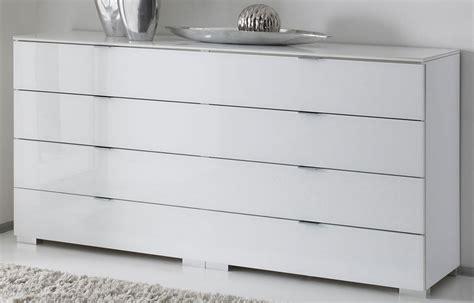 weisse kommode 60 cm breit staud sonate schlafzimmer kommode sideboard weiss mit