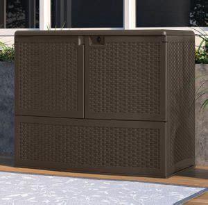 extra large patio cushion storage quality plastic sheds