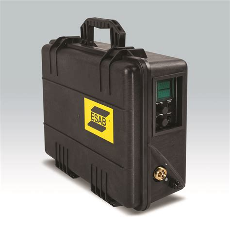 Esab Wire Feeder premium feeding for construction and field welding