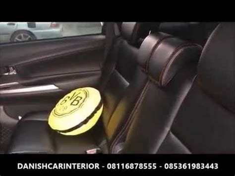 Sarung Jok Mobil Avanza sarung jok toyota avanza veloz 2016 material autoskin nappa black