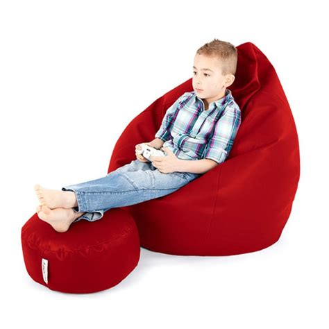 Modern Bedrooms different types of kids bean bag chairs faux leather kids