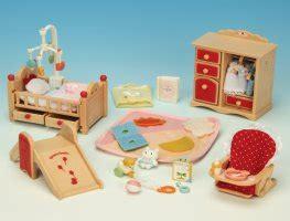 buy baby room set  sylvanian families