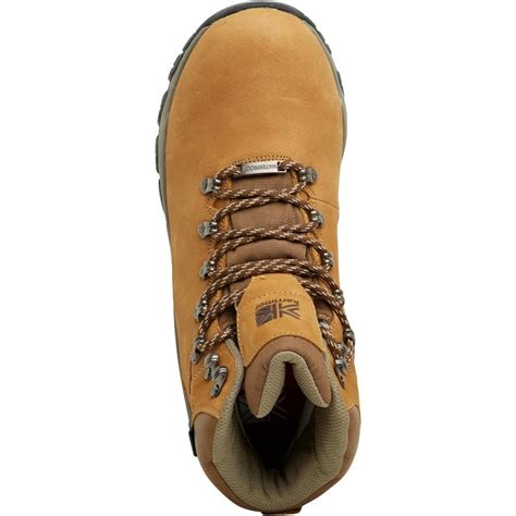 Karimor Brown buy karrimor mens mendip 3 weathertite hiking boots brown