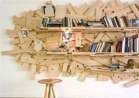 il punto libreria 10 librerie e scaffali dal riciclo creativo greenme