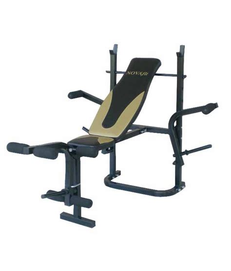 sa gear bench novafit sa 004n exercise bench buy online at best price