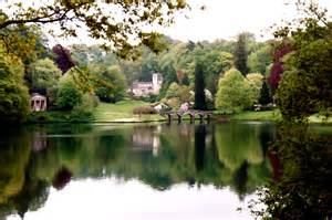 Garden Of Uk Stourhead House And Gardens Wiltshire Idyllic