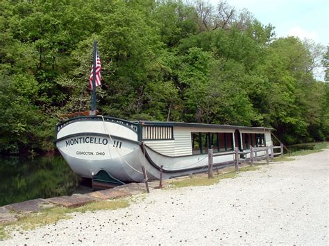 used boats for sale in portsmouth ohio file restored canal boat ohio and erie canal jpg wikipedia