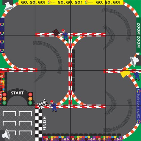 track templates best photos of race track template race track template