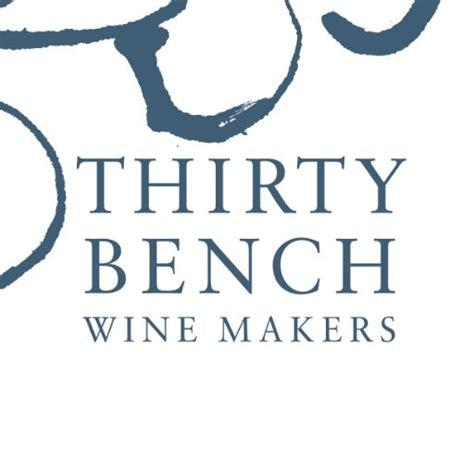 thirty bench winery thirty bench winery thirtybench twitter