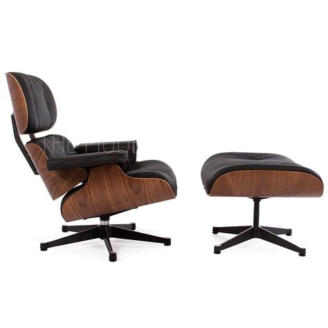 Eames Lounge Chair Reproduction by Eames Lounge Chair Ottoman Reproduction The Modern Source