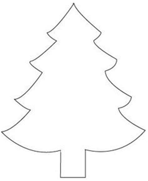Christmas Fieltro Google Search Christmas Diy Pinterest Tree Outline Outlines And Clip Art Tree Template For Sewing