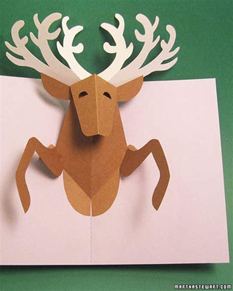 printable reindeer card 12 creative diy christmas card designs designfreebies