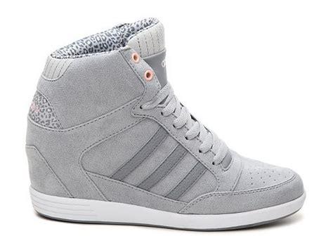 adidas high top wedge sneakers adidas neo high top wedge sneaker womens kicks