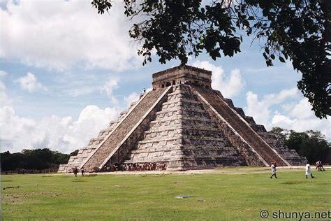 imagenes construcciones mayas la cultura maya