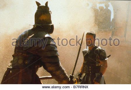 russell crowe gladiator 2000 stock photo royalty free ridley scott gladiator 2000 stock photo royalty free