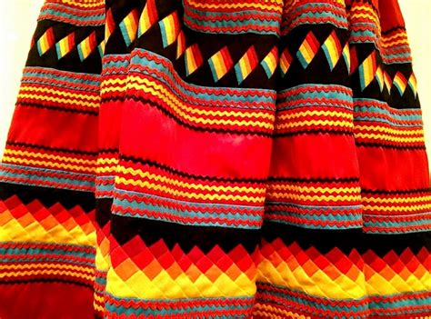 Seminole Indian Patchwork - seminole culture at florida s ah tah thi ki museum