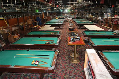 yankee doodle billiard club era ends with bankruptcy sale at yankee doodles business