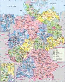 germny map germany map size