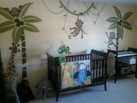 Kinderzimmer Junge Dschungel by Kinderzimmer Junge Wandgestaltung Dschungel Andorwp