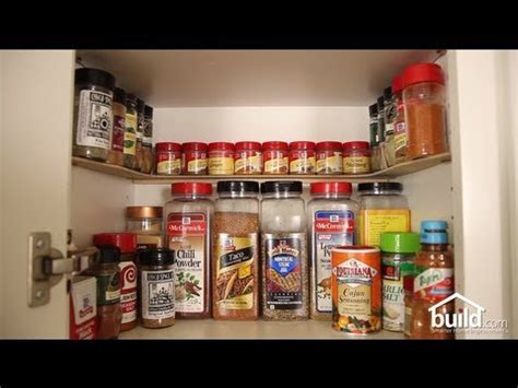 build spice rack cabinet how to make a spice rack cabinet organization smarter